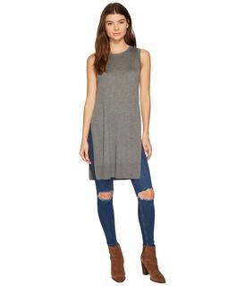 Kensie - Soft Sweater Vest KS8K5718 (Ash Heather) Women's Vest