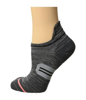 Stance - Uncommon Solid Tab (Grey) Women's Crew Cut Socks Shoes