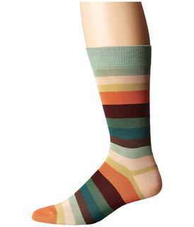 Paul Smith - Mainline Socks (Multi) Men's Quarter Length Socks Shoes