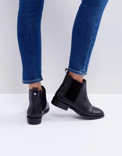 Faith - Binkie Leather Chelsea Boots
