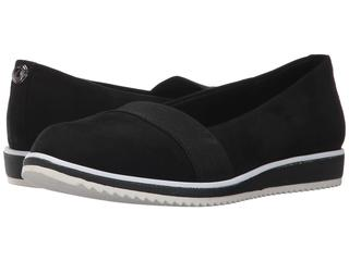 Anne Klein - Michelle (Black Fabric) Women's Shoes