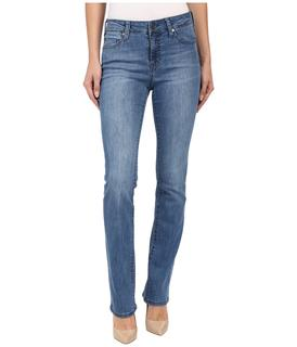 Liverpool - Sadie Straight Leg Jeans in Melbourne Light Blue (Melbourne Light Blue) Women's Jeans