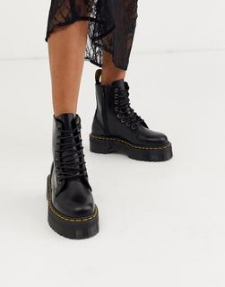 DR. MARTENS - Jadon Flatform Chunky Boots