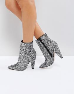 ASOS DESIGN - ASOS EILEEN Heeled Ankle Boots