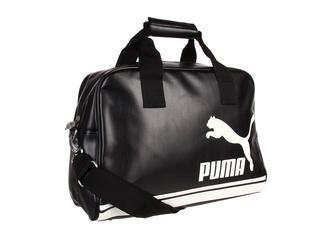 puma - Archetype Grip Bag (PUMA Black) Messenger Bags