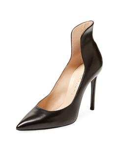 CASADEI - High Heel Leather Pump