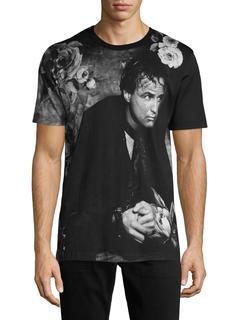 Dolce&Gabbana - Graphic Cotton T-Shirt