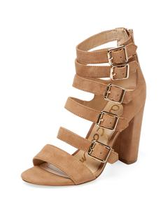 Sam Edelman - Yasmina Strappy Leather Sandal