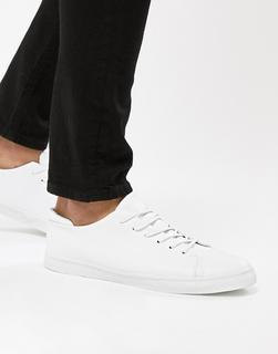 ASOS DESIGN - trainers in white with toe cap