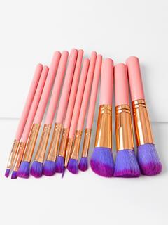 SheIn - Professional Makeup Brush 12pcs