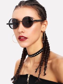SheIn - Round Lens Sunglasses