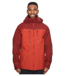 Burton - ak] 2L Swash Jacket (Fired Brick/Bitters) Men's Coat