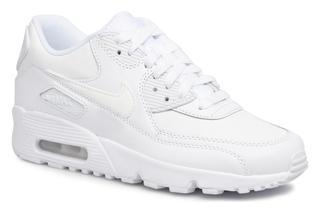 Nike - Nike Air Max 90 Ltr (Gs) - Sneaker für Kinder / weiß