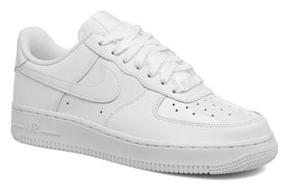Nike - Women Air Force 1 '07 - Sneaker für Damen / weiß