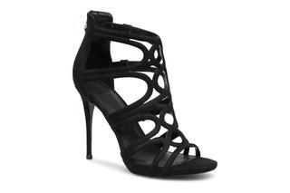 guess - TEIGAN - Sandalen für Damen / schwarz