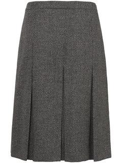 Peter Hahn - Skirt inverted pleats Peter Hahn multicoloured
