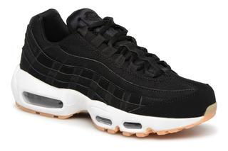 Nike - Wmns Air Max 95 - Sneaker für Damen / schwarz