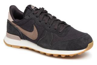 Nike - Wmns Internationalist - Sneaker für Damen / schwarz