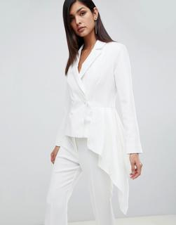 ASOS DESIGN - tailored asymmetric blazer