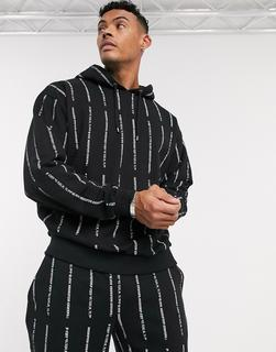 Vero Moda - Ruffle Printed Maxi Dress
