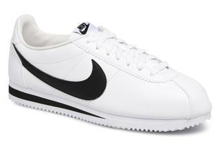 Nike - Classic Cortez Leather - Sneaker für Herren / weiß