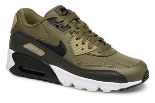 Nike - Air Max 90 Mesh (Gs) - Sneaker für Kinder / grün