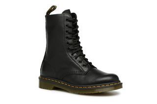 DR. MARTENS - 1490 F - Stiefeletten & Boots für Damen / schwarz