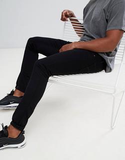 G-Star - Beraw 3301 – Schwarze Skinny-Jeans