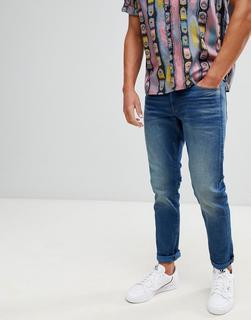 G-Star - 3301 slim jeans medium aged
