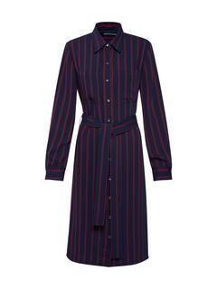 Calvin Klein - Kleid ´FLUID STP SHIRT DRESS LS´