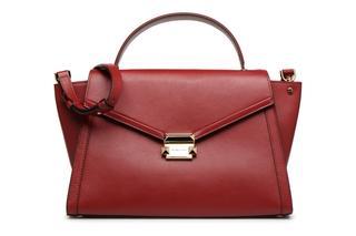 MICHAEL Michael Kors - Whitney LG TH Satchel Bag - Handtaschen / rot