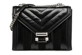 MICHAEL Michael Kors - Whitney LG Shoulder Bag - Handtaschen / schwarz
