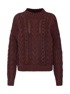 Vero Moda - Pullover ´VMKOMMA LS HIGHNECK BLOUSE´