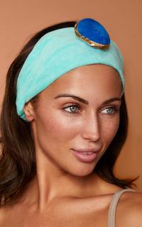 PrettyLittleThing - Disney Princess Jasmine Makeup Headband, Blue