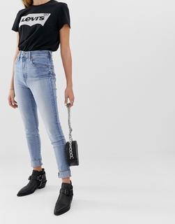 Levis - Mile High super skinny jean