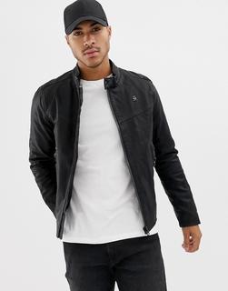 G-Star - Motac biker jacket in black