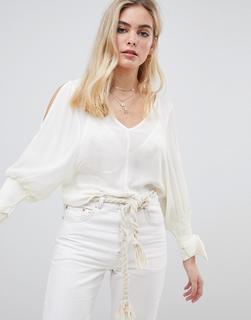 Glamorous - v-neck blouse