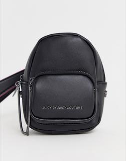 Juicy Couture - Mini-Rucksack - Schwarz