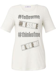 Emilia Lay - Shirt 1/2-Arm Emilia Lay weiss