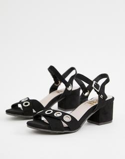 XTI - mid heel sandals
