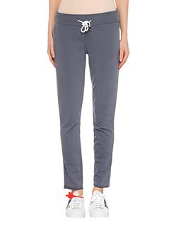 Juvia - Slim Sweatpants Blue