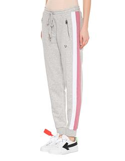 TRUE RELIGION - Stripe Sweatpants Grey