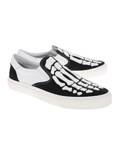 Amiri - Bones Slip-On Black