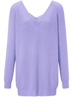 include - Pullover aus 100% Kaschmir include lila
