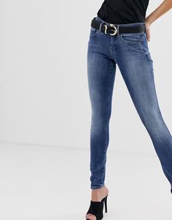 G-Star - Lynn mid rise super skinny jeans