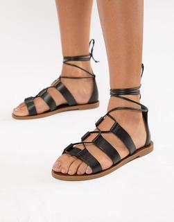 ALDO - leather espadrilles