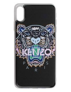 Kenzo - IPhone X+ Tiger Head Black