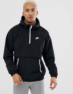 Nike - Woven Jacket In Black