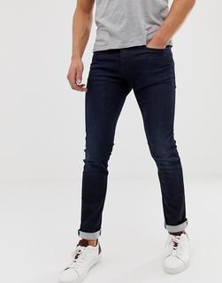Boss - Charlston skinny fit jeans in dark wash