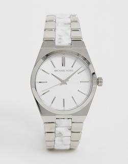 MICHAEL KORS - MK6649 Channing - Armbanduhr, 36 mm - Silber